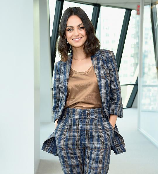 ミッドタウンマンハッタン「Mila Kunis & Cosmo Editor-In-Chief Michele Promaulayko Host Screening Of 'The Spy Who Dumped Me'」:写真・画像(10)[壁紙.com]