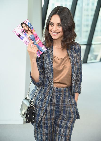 ミッドタウンマンハッタン「Mila Kunis & Cosmo Editor-In-Chief Michele Promaulayko Host Screening Of 'The Spy Who Dumped Me'」:写真・画像(8)[壁紙.com]