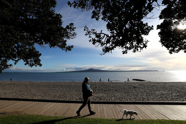 Auckland「Auckland Level 3 COVID-19 Restrictions Remain In Place As New Zealand Works To Contain Community Coronavirus Outbreak」:写真・画像(18)[壁紙.com]