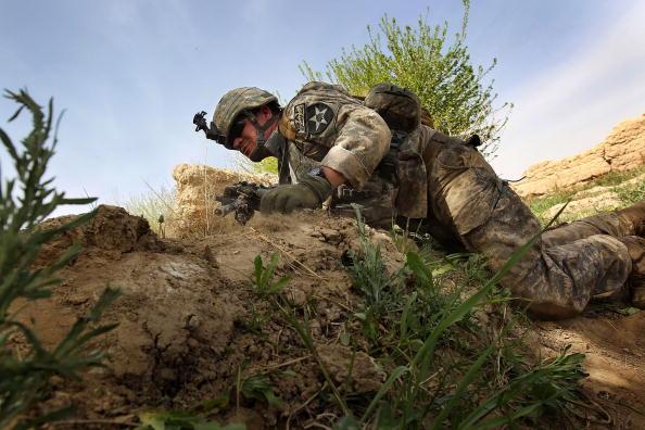 John Moore「U.S. Army Conducts Operations In Kandahar Province」:写真・画像(18)[壁紙.com]