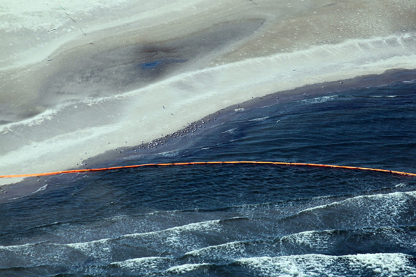 Gulf of Mexico「Gulf Oil Spill Begins To Reach Land As BP Struggles To Contain Leak」:写真・画像(18)[壁紙.com]