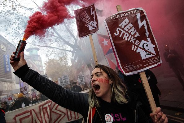 ベストショット「Students March To Demand An End Over Tuition Fees」:写真・画像(14)[壁紙.com]