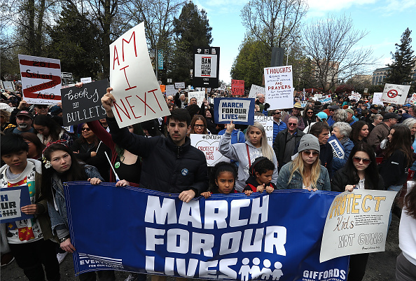 Florida - US State「Thousands Join March For Our Lives Events Across US For School Safety From Guns」:写真・画像(10)[壁紙.com]