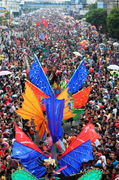 Octopus「Revellers Gather For Jember Fashion Carnival」:写真・画像(5)[壁紙.com]