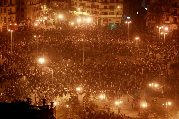 Abundance「Anti Government Protesters Take To The Streets In Cairo」:写真・画像(9)[壁紙.com]