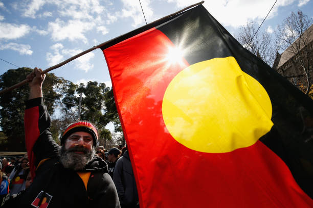 Thousands Attend NAIDOC March In Melbourne:ニュース(壁紙.com)