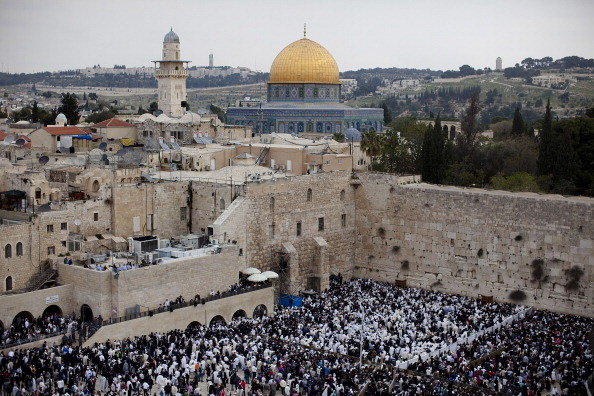 Jerusalem「Jewish Israelis Celebrate The Festival Of Passover」:写真・画像(3)[壁紙.com]