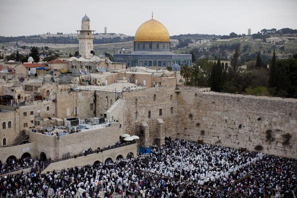 Jerusalem「Jewish Israelis Celebrate The Festival Of Passover」:写真・画像(5)[壁紙.com]