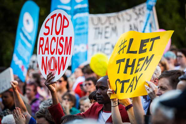 オーストラリア「Australians Rally For Refugees As Asylum Seeker Families Face Deportation」:写真・画像(12)[壁紙.com]