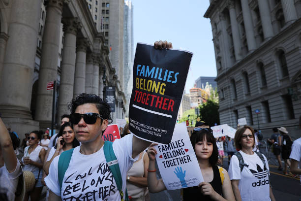 Thousands Across U.S March In Support Of Keeping Immigrant Families Together:ニュース(壁紙.com)