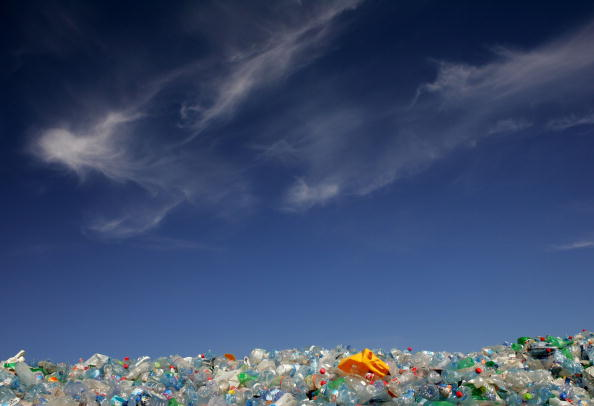 Pollution「Israeli Plastic Recycling Plant」:写真・画像(19)[壁紙.com]