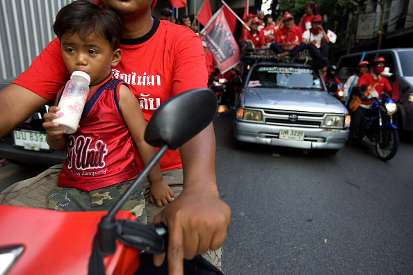 Support「THA: Thailand Redshirts Hold 7th Day of Peaceful Protests」:写真・画像(17)[壁紙.com]