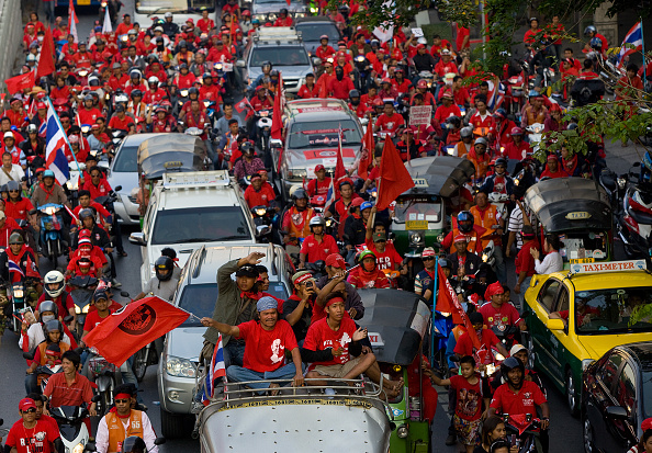 Support「THA: Thailand Redshirts Hold 7th Day of Peaceful Protests」:写真・画像(19)[壁紙.com]