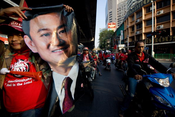 Support「THA: Thailand Redshirts Hold 7th Day of Peaceful Protests」:写真・画像(18)[壁紙.com]