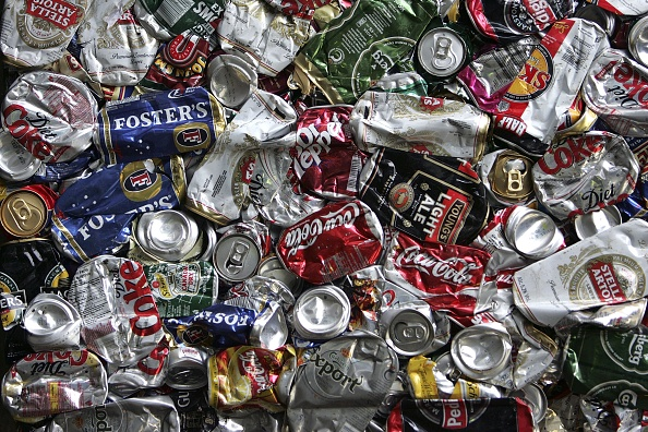 Aluminum「Energy Consumption and Recycling In Europe」:写真・画像(18)[壁紙.com]