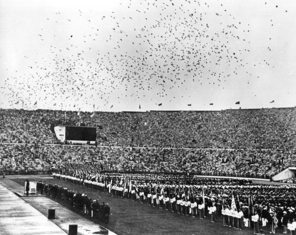 オリンピック「Carrier Pigeons」:写真・画像(11)[壁紙.com]