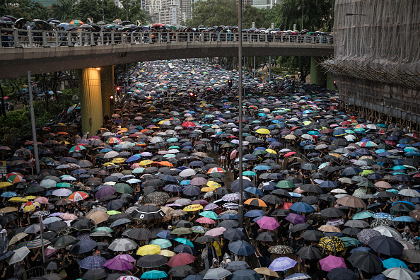 Abundance「Unrest In Hong Kong During Anti-Government Protests」:写真・画像(14)[壁紙.com]