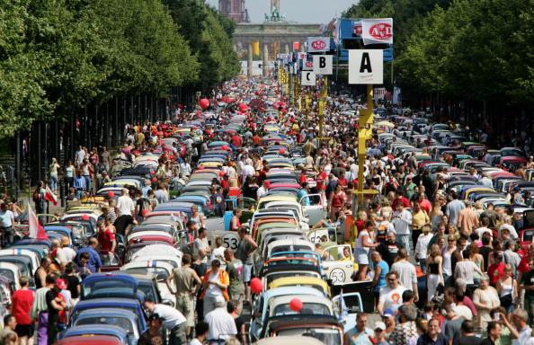 """Busy「""""Herbie: Fully Loaded"""" Premiere In Berlin」:写真・画像(19)[壁紙.com]"""