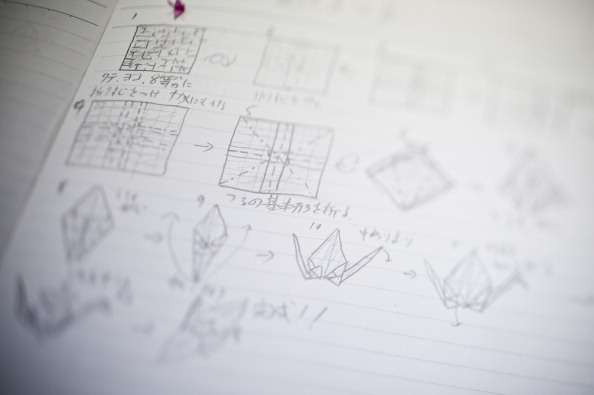 Origami「Tiny Origami Artist」:写真・画像(3)[壁紙.com]