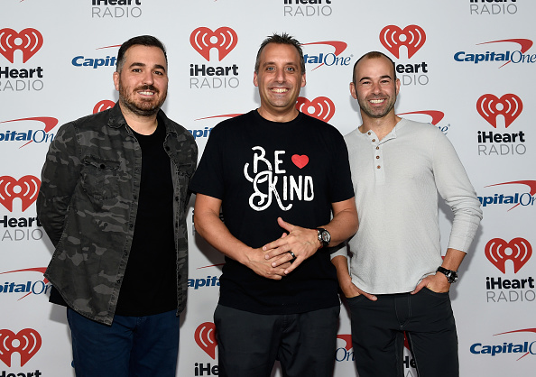 David Becker「2017 iHeartRadio Music Festival - Night 1 - Red Carpet」:写真・画像(4)[壁紙.com]
