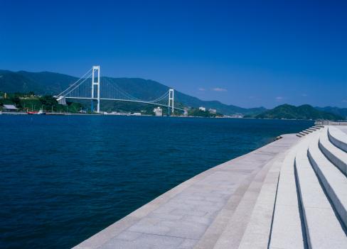 Satoyama - Scenery「Akinada Bridge, Kure, Hiroshima, Japan」:スマホ壁紙(11)