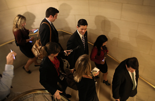 Win McNamee「Rep. Paul Ryan (R-WI) To Run For Speaker Of The House」:写真・画像(17)[壁紙.com]