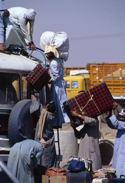 Belongings「Iraqi Refugees Flee 1990 Gulf War」:写真・画像(14)[壁紙.com]