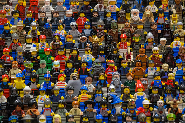Brick「Lego Enthusiasts Gather For Brick 2014」:写真・画像(1)[壁紙.com]
