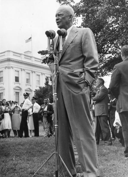 Mike Lawn「President Eisenhower」:写真・画像(1)[壁紙.com]