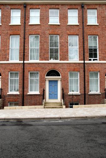 Row House「Typical british houses」:スマホ壁紙(17)