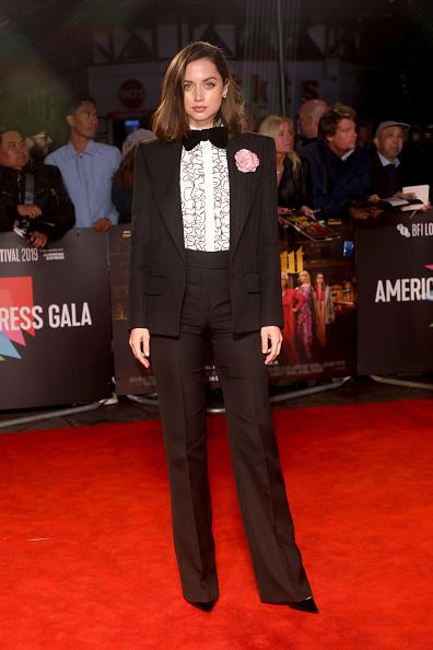 "Ruffled Shirt「""Knives Out"" European Premiere - 63rd BFI London Film Festival」:写真・画像(2)[壁紙.com]"