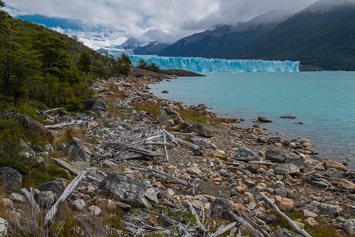 cloud「Perito Moreno glacier, Santa Cruz Province, Argentina」:スマホ壁紙(7)