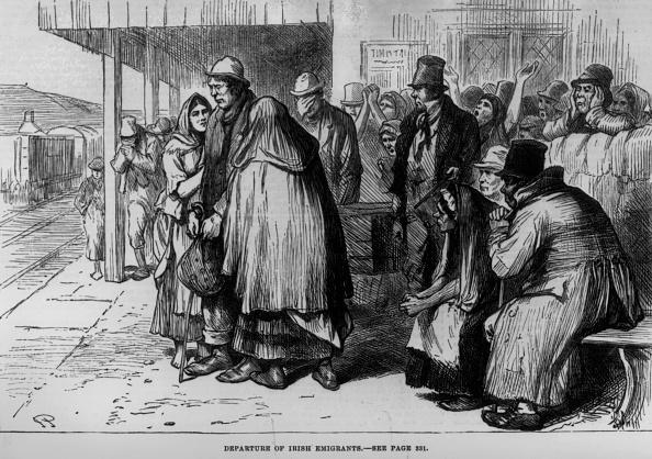 Irish Culture「Departing Emigrants」:写真・画像(6)[壁紙.com]