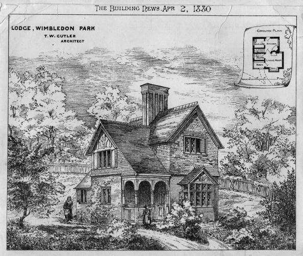 Townhouse「Lodge」:写真・画像(3)[壁紙.com]