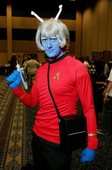 Alien「Star Trek Convention - Day 1」:写真・画像(8)[壁紙.com]