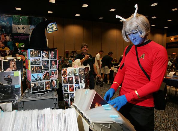 Star Trek Television Series「Star Trek Convention - Day 1」:写真・画像(10)[壁紙.com]