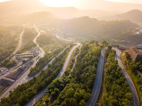 Avenue「Road in the mountains」:スマホ壁紙(10)
