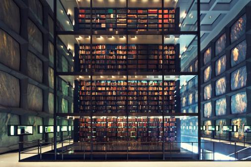 Island「postmodern library」:スマホ壁紙(17)