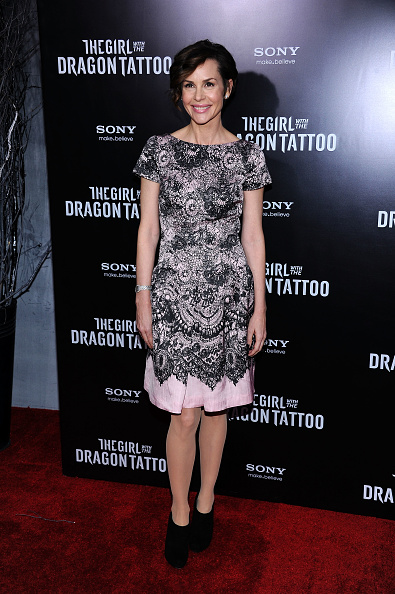"""Flared Dress「""""The Girl With The Dragon Tattoo"""" New York Premiere - Inside Arrivals」:写真・画像(16)[壁紙.com]"""