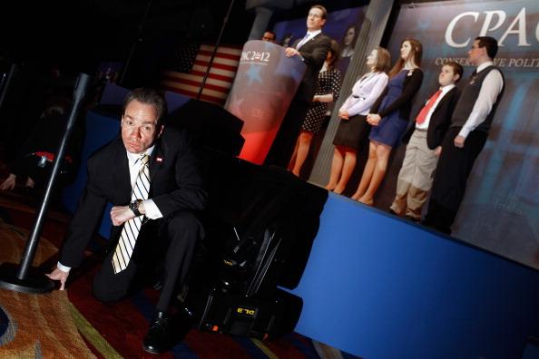 Washington Park「Leading Conservatives, Presidential Candidates Speak At CPAC Gathering」:写真・画像(18)[壁紙.com]