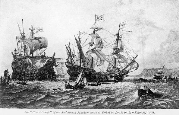 Ship「Revenge And Rosario」:写真・画像(19)[壁紙.com]