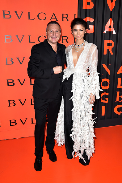 Zendaya Coleman「Bvlgari Celebrates B.zero1 Rock Collection」:写真・画像(0)[壁紙.com]
