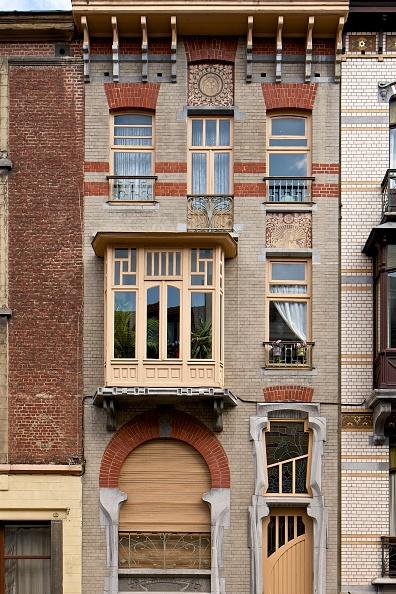 Townhouse「55 Rue Philippe Le Bon」:写真・画像(14)[壁紙.com]