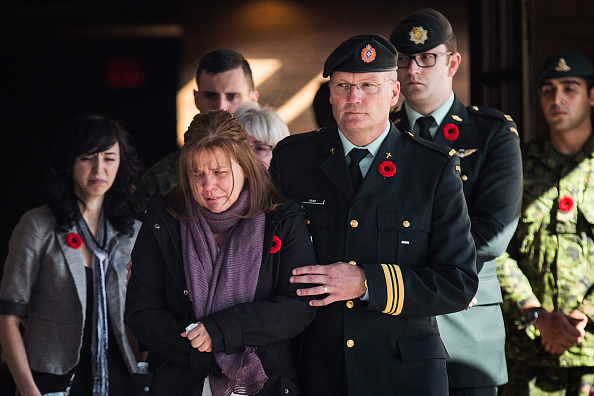 Nathan Burton「Ottawa On Alert After Shootings At Nation's Capitol」:写真・画像(1)[壁紙.com]