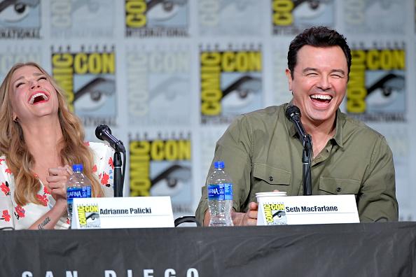 "Comic con「2019 Comic-Con International - ""The Orville"" Panel」:写真・画像(1)[壁紙.com]"