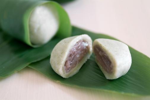Wagashi「Gluten Bun」:スマホ壁紙(3)
