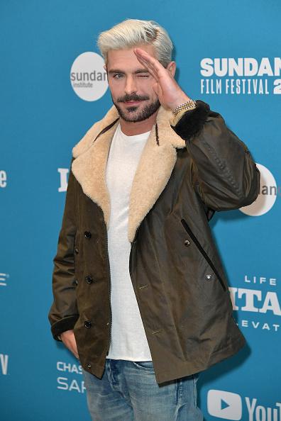 "Zac Efron「2019 Sundance Film Festival -  ""Extremely Wicked, Shockingly Evil And Vile"" Premiere」:写真・画像(19)[壁紙.com]"