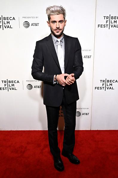 "Zac Efron「Netflix's ""Extremely Wicked, Shockingly Evil and Vile"" - Tribeca Film Festival Premiere」:写真・画像(7)[壁紙.com]"