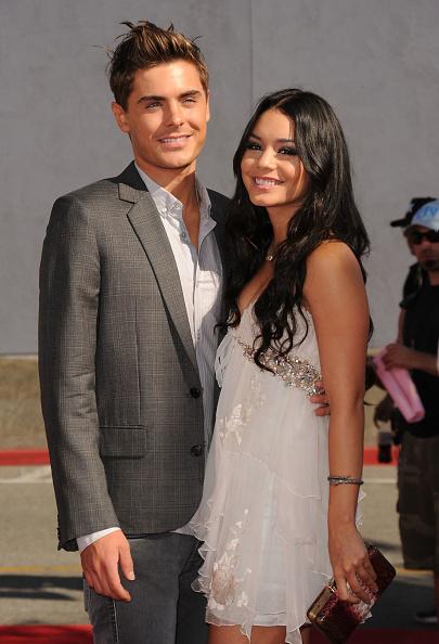 ヴァネッサ・ハジェンズ「2010 MTV Movie Awards - Arrivals」:写真・画像(10)[壁紙.com]