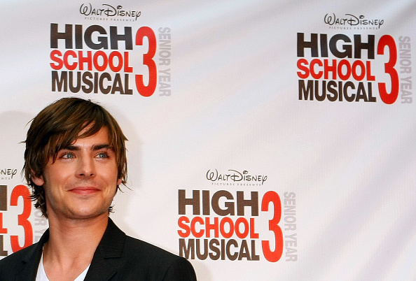 High School Musical「'High School Musical 3' Melbourne Premiere」:写真・画像(8)[壁紙.com]